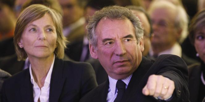 François Bayrou, le 11 février 2012.