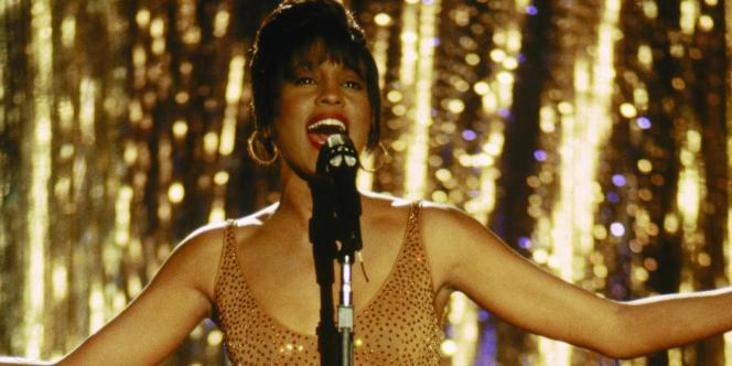 Whitney Houston, dans le film
