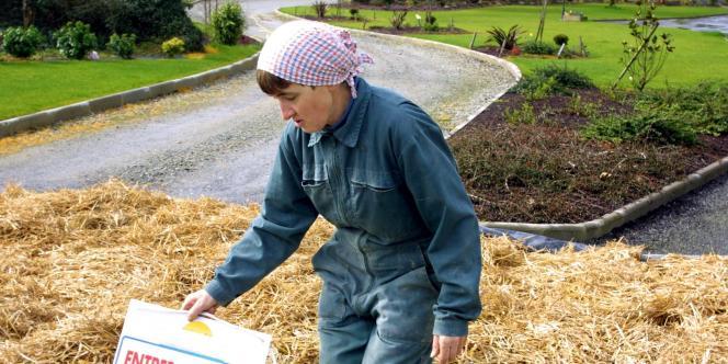 Record chez les femmes françaises, 88 % des agricultrices vivent avec un conjoint.