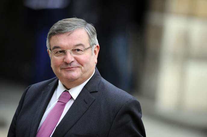 Michel Mercier, pivot du groupe UDI au Sénat, à l'origine d'un amendement vidant de sa substance le texte sur la réforme du CSM.