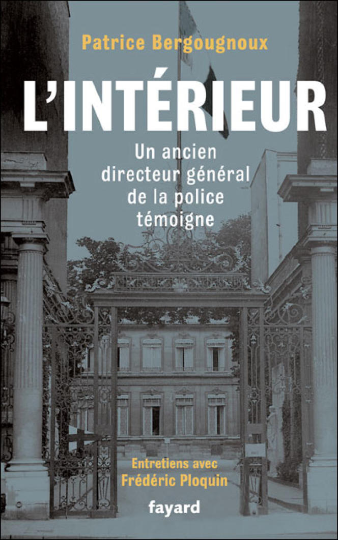 Couverture de l'ouvrage de Patrice Bergougnoux,