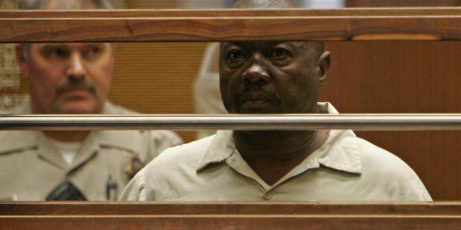 Lonnie David Franklin junior, suspecté d'avoir tué onze femmes aux Etats-Unis, a été arrêté après des recherches par ADN parent.