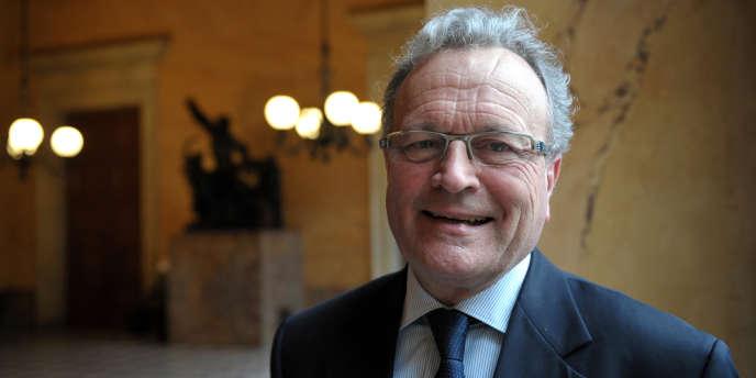 Christian Vanneste, en février, à l'Assemblée nationale.