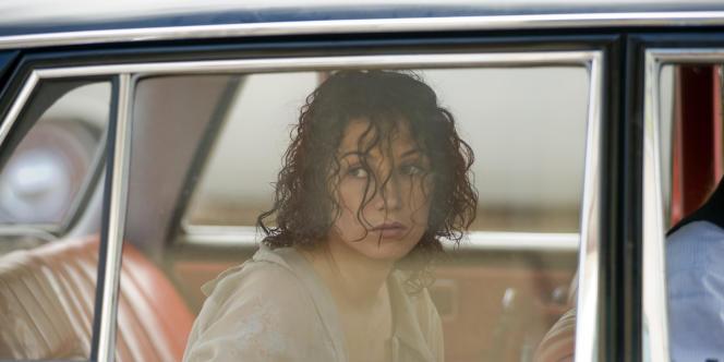 Carice van Houten dans le film allemand, néerlandais, sud-africain de Paula van der Oest,
