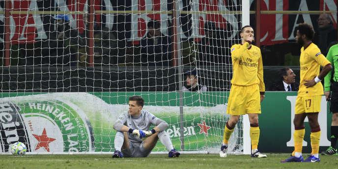 Arsenal doit se remettre de la déroute subie à San Siro (4-0) pour espérer se qualifier pour les quarts de finale de la Ligue des champions.