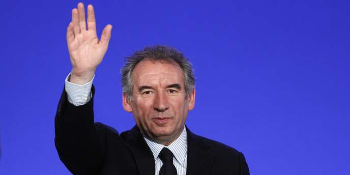 François Bayrou le 11 février 2012.