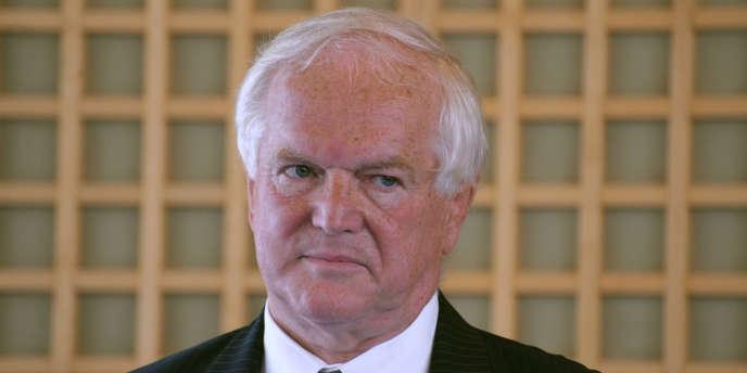 Jean-Claude Volot à Paris, le 28 juin 2010.