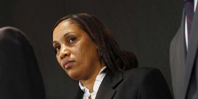 Nafissatou Diallo a déposé plainte pour viol à l'encontre de Dominique Strauss-Kahn, le 8 août 2011, devant le tribunal du Bronx, aux Etats-Unis.