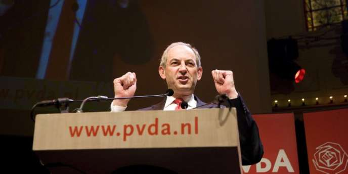 Le leader du parti du travail néerlandais, Job Cohen, a démissionné lundi 20 février.