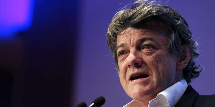 Jean-Louis Borloo, ici en 2011, n'exclut pas une candidature d'un membre de l'UDI dans la capitale en 2014.