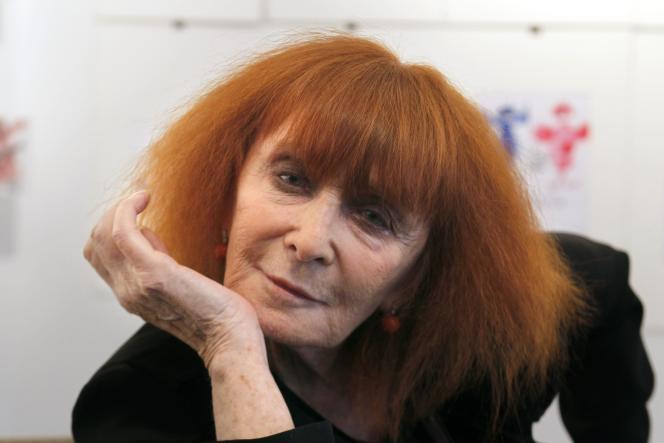 Sonia Rykiel, en 2006.