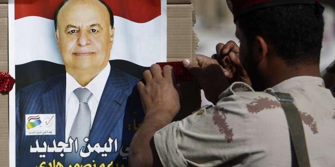 Lors de l'élection présidentielle  du 21 février 2012, au Yémen, le vice-président Abd Rabbo Mansour Hadi fut le seul candidat.