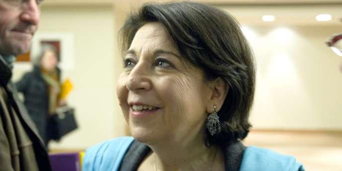 L'eurodéputée Corinne Lepage.