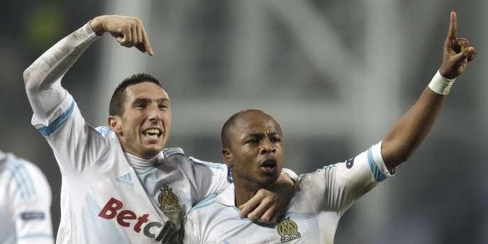 Marseille sera opposé au Bayern Munich en quart de finale de la Ligue des champions.
