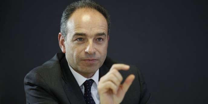 Jean-François Copé, le 30 janvier 2012, à Paris.