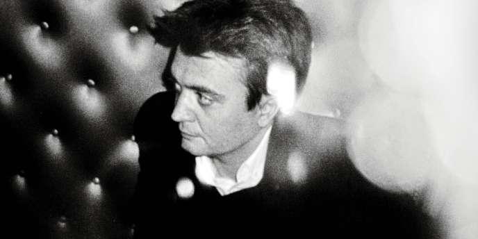 Thomas Langmann, à Paris, samedi 4 février