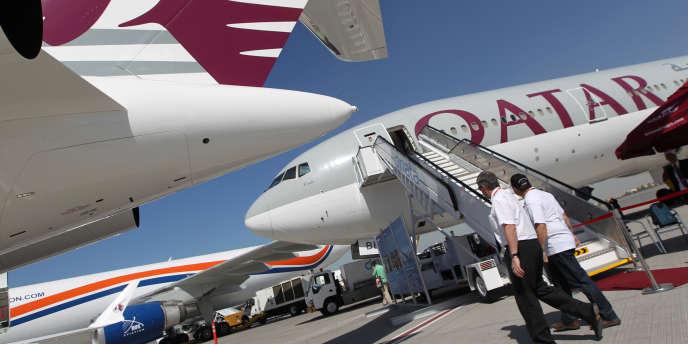 Un groupe de personnes non identifiées a fermé samedi 3 août le bureau de Qatar Airways de l'aéroport de Tripoli.