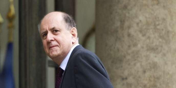 Jean-Marc Sauvé, vice-président du Conseil d'Etat, confie dans un entretien accordé au journal Le Monde :