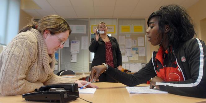 L'aide s'adressera à des jeunes précaires suivis par des missions locales (ici à Dreux).