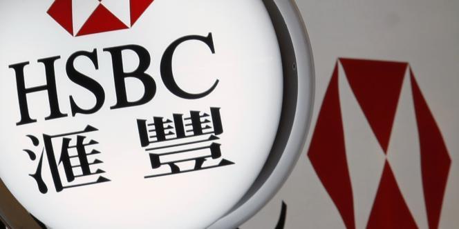 HSBC, l'une des principales banques britanniques, qui a frôlé la catastrophe après une enquête de la justice américaine sur son indulgence pour des clients soupçonnés de blanchiment d'argent.