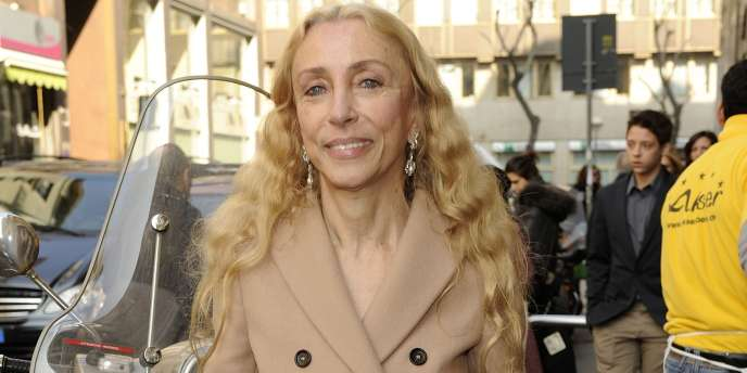 Carla Sozzani, à Milan en 2011.