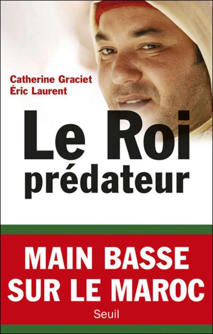 Couverture de l'ouvrage de Catherine Graciet et Eric Laurent,