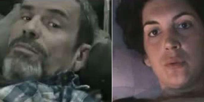Le photographe français William Daniels et la Française Edith Bouvier  sont en sécurité au Liban, a annoncé Nicolas Sarkozy.