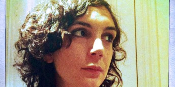 La journaliste Edith Bouvier, qui travaille pour le quotidien français
