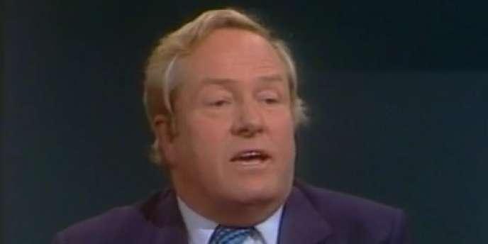 Jean-Marie Le Pen sur Fr3, en juin 1980 (capture d'écran de l'INA).