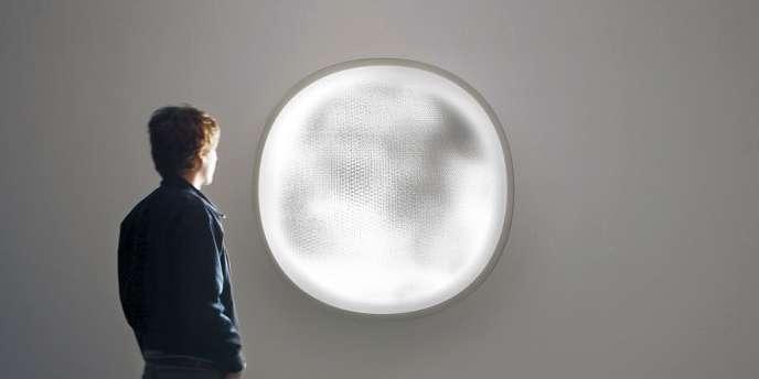 La lampe à panneaux LED