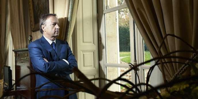 Jean-Pierre Bel, président socialiste du Sénat.