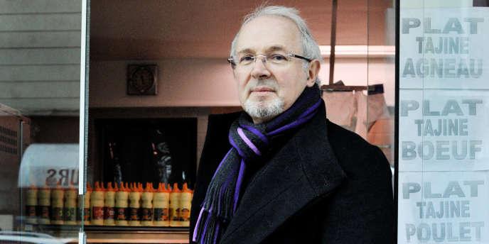 A Pantin, Yves Béguin avait misé sur les produits bios et la viande