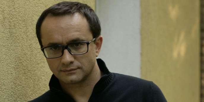 Le réalisateur russe Andreï Zviaguintsev.