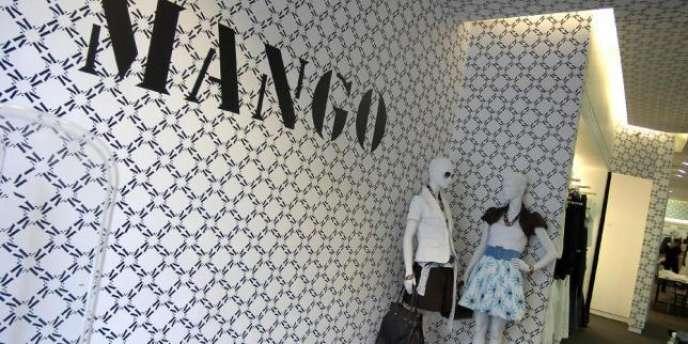 Mango doit un tiers de sa croissance 2012 à des ouvertures de boutiques – plus de 250, ce qui porte le total à 2 600 dans le monde.