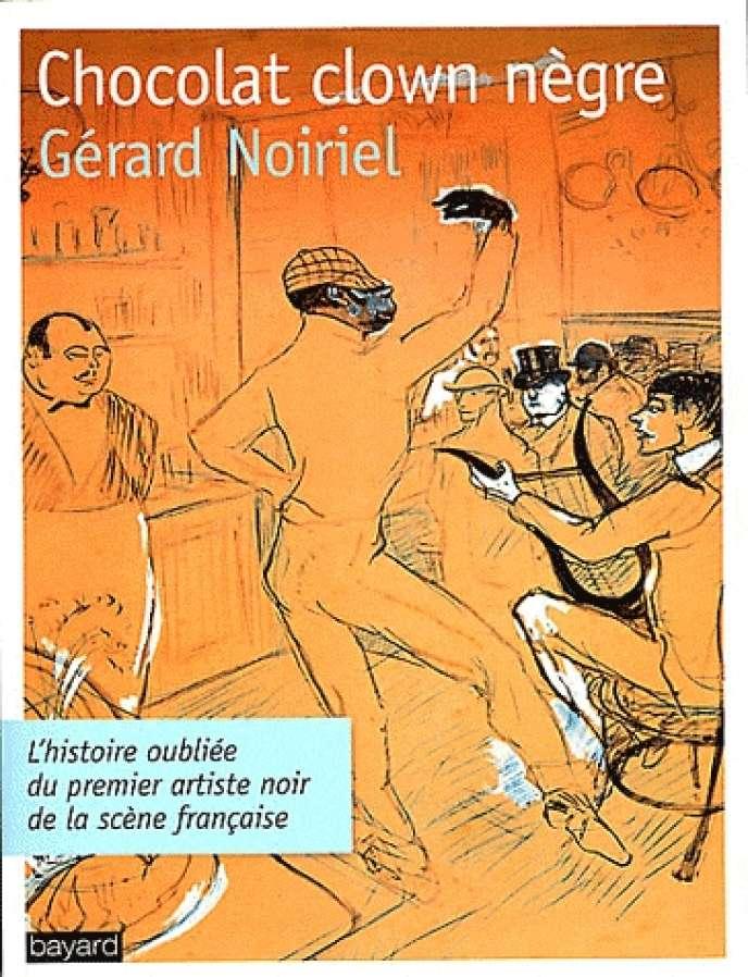 Couverture de l'ouvrage de Gérard Noiriel,