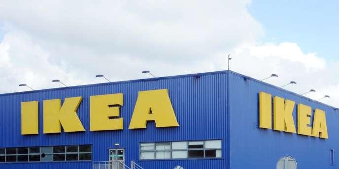 La marque du géant suédois de l'ameublement a désormais une valeur comptable de 9 milliards d'euros.