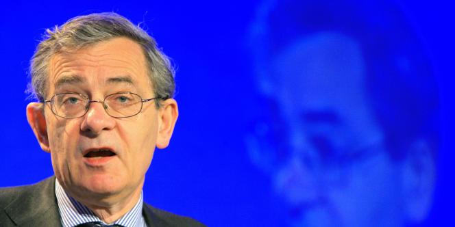 Jean Lemierre, haut fonctionnaire international, dirigea la Banque européenne pour la reconstruction et le développement (BERD) dans les années 2000.