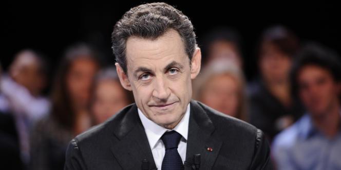 Nicolas Sarkozy, le 6 mars 2012, sur France 2.