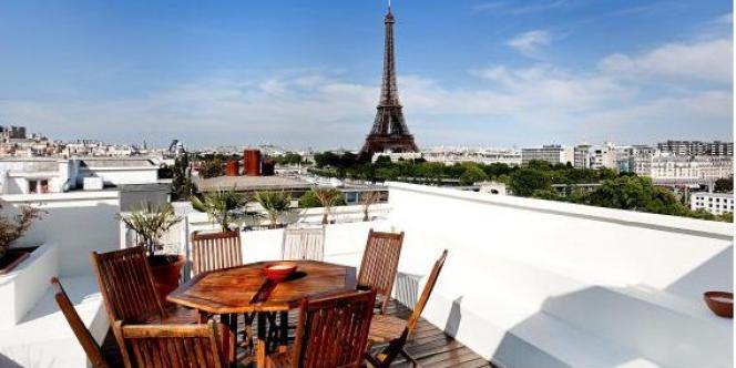 Ce triplex de 780 m2 situé dans le XVIe arrondissement de Paris est mis en vente à 46 millions d'euros. Un record.