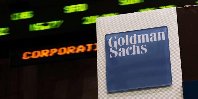 Le département de la justice a abandonné vendredi 10 août les poursuites contre la banque Goldman Sachs.