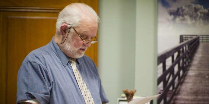 Maurice Boisart, 63 ans, maire de Cousolre (Nord), a reçu plus de mille cinq cents messages de soutien.