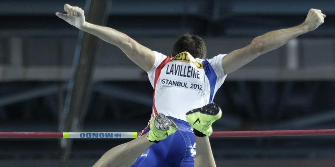Renaud Lavillenie.