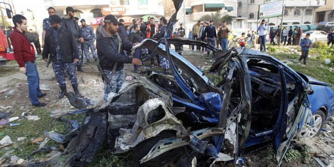 Le secrétaire général du groupe radical des Comités de résistance populaire a été tué vendredi par un raid israélien qui a visé sa voiture à l'ouest de Gaza.
