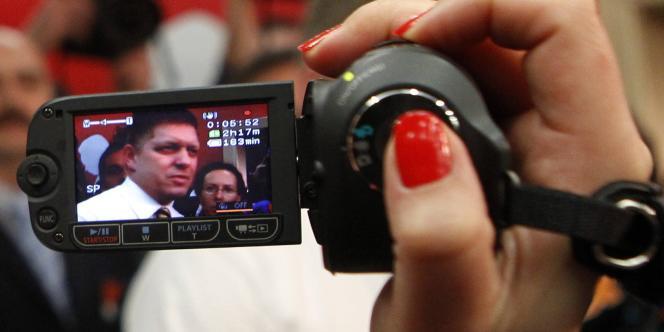 Les sociaux-démocrates de l'ex-premier ministre Robert Fico auront la majorité absolue au Parlement slovaque.