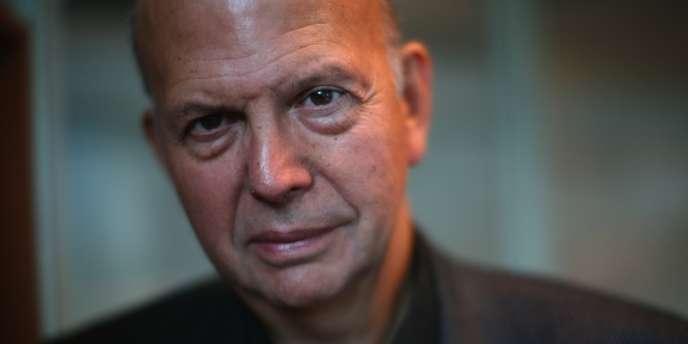 Patrick Buisson, en septembre 2008.