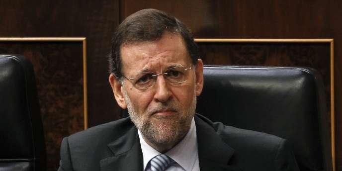 La pression exercée sur les épaules de Mariano Rajoy s'est accentuée depuis quelques jours.