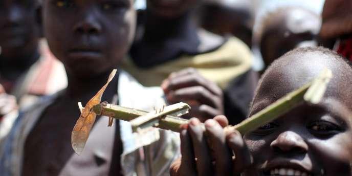 L'Etat du Soudan du Sud, créé le 9 juillet 2011, reste en proie aux divisions internes.