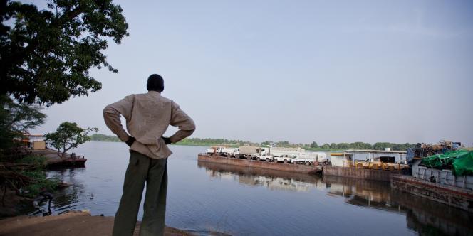 Le Nil Bleu, au Soudan du Sud.