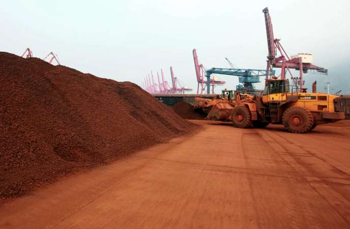 La Chine produit 95 % des besoins mondiaux en terres rares.