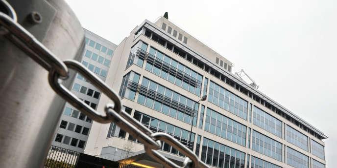 Le siège de la Direction centrale du renseignement intérieur.